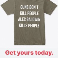 Donald Trump Jr. Uses the Tragic Shooting of Cinematographer for a Merchandising Opportunity Mocking Alec Baldwin