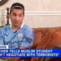 NJ student left in 'shock' after teacher responds to his question with remark about 'terrorists'