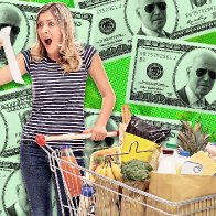 Cost of inflation to American household: extra $175 a month