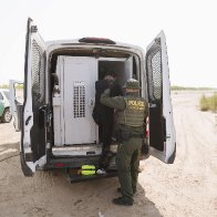 U.S. reports record number of migrant apprehensions along Mexican border