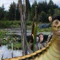 Adam Schiff, AOC, Nancy Pelosi and Hillary Swamp Snakes 2019100501