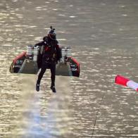 Embrace Your Inner Boba Fett with Jetman Dubai's Groundbreaking New Jetpack