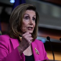 Trump Wanting Stimulus Checks in People's Pockets Is Democrats' Leverage in Negotiations, Pelosi Says