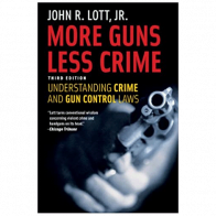Gun Advocate, Author Of 'More Guns, Less Crime,' Gets Justice Department Job