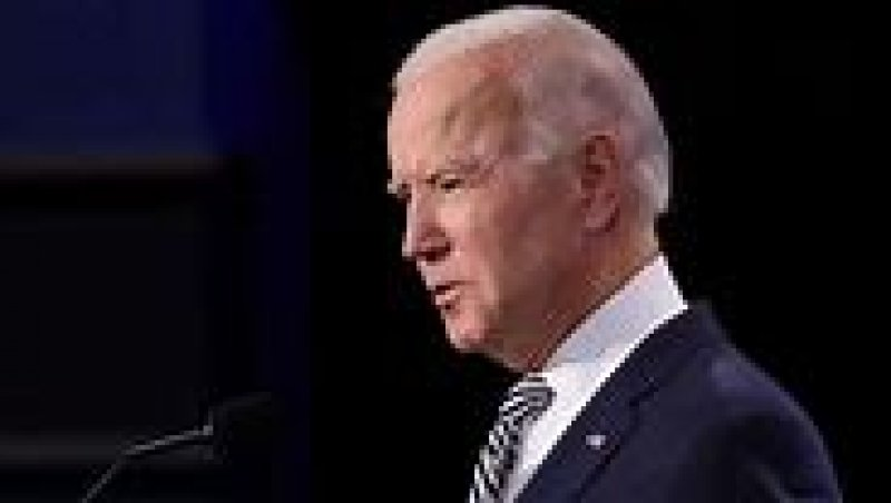 Unity, healing and Joe Biden