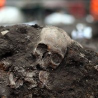 The Dead Beneath London's Streets