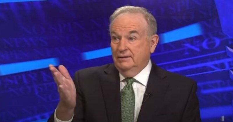'Where is all the white supremacy stuff?': Bill O'Reilly debunks Dem claims with cold, hard facts