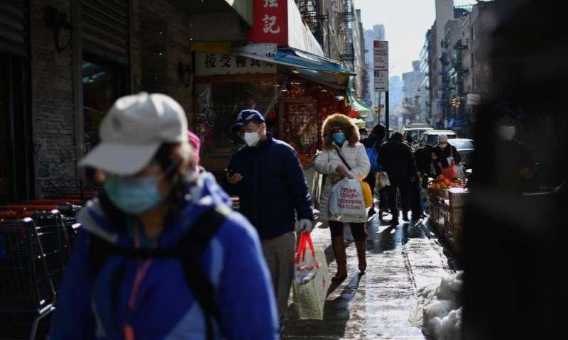 'Alarming surge' in anti-Asian violence across US terrifies community members