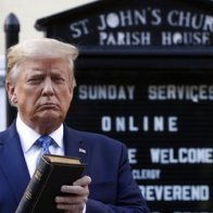 The Media Narrative About Trump's Visit to St. John's Church Just Got Debunked