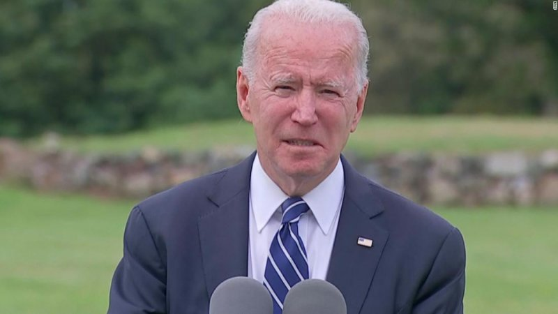 Opinion: Biden is not living up to his promises - CNN