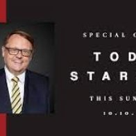 Todd Starnes frames MSM, gives 'shining city on a hill' message at Calvary Chapel Chino Hills