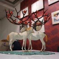 Beijing art fair blends traditional culture with modern aesthetics