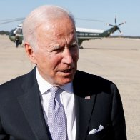 Biden's Average Approval Rating Drops to New Low amid Inflation, Immigration Worries