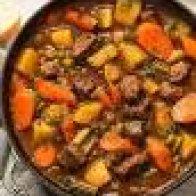 Lumberjack Beef Stew