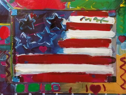 Peter_Max_American_Flag_With_Heart_1990_35x28.jpg