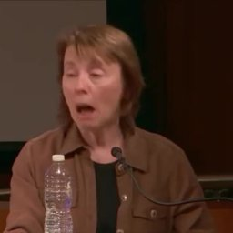 Camille Paglia asked about Jordan Peterson (UoT)
