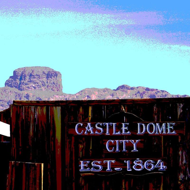 Castle Dome, Three