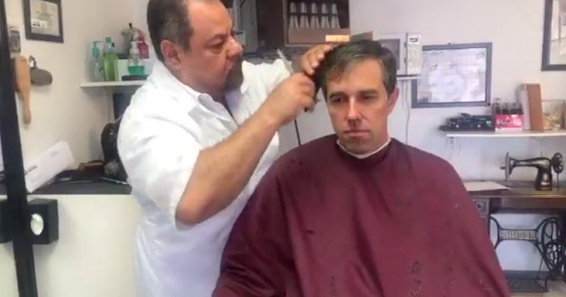 DID YOU KNOW THAT BETO GOT A HAIRCUT ?