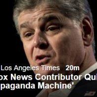 "An ""Ashamed"" Fox News Commentator Just Quit The ""Propaganda Machine"""