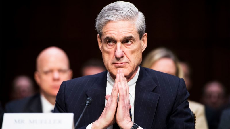 Russian Troll Farm Goes After Mueller's Files