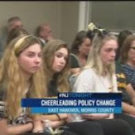New policy for cheerleading team angers girls who made the squad