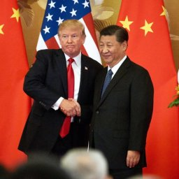 Trump Orders Help For Chinese Phone-Maker After China Approves Money For Trump Project