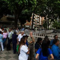 The Lights Have Gone Out in Caracas