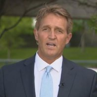 Read Jeff Flake's Commencement Speech on the Rule of Law and Trump: 'We May Have Hit Bottom'