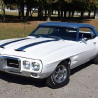 "Solving the Mystery of the ""Lost"" Eighth 1969 Pontiac Trans Am Convertible"