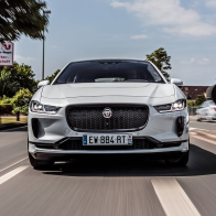 2019 Jaguar I-Pace Review: From London to Berlin in an All-Electric Jag