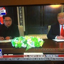 Trump's statesmanship surprise