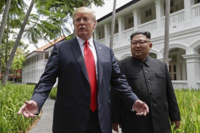 Trump:  North Korea No Longer a Nuclear Threat