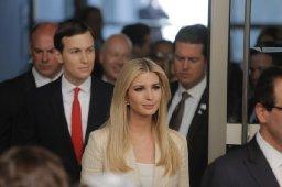 Ivanka Trump and Jared Kushner earned $82 million last year