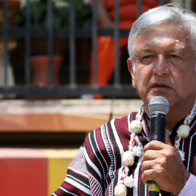 'IT'S A HUMAN RIGHT': MEXICAN PRESIDENTIAL CANDIDATE ON MASS EXODUS TO AMERICA