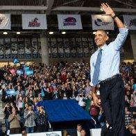 Poll: Obama tops list ranking best president in Americans' lifetime
