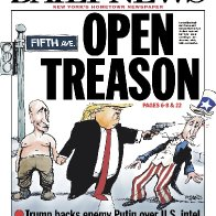 """People are starting to use the word """"Treason"""" in regards to Trump's actions at the Helsinki Summit!"""
