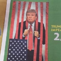 According To Irish Bookmakers , It Is 16 times more likely that Trump will be impeached than that he will win the Nobel Peace Prize.