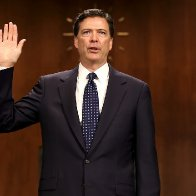 Fired FBI Director James Comey: Vote Democrat, Or You're A Traitor