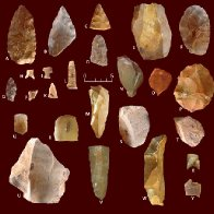 Archaeologists Find Pre-Clovis Projectile Points in Texas