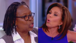 Whoopi's Fiery Exchange on the View - 'Say Goodbye'