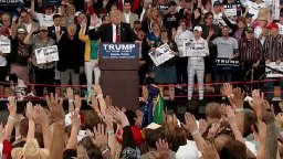 Raise Your Hand If You Think President* Trump Solved 'The North Korea Problem'