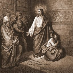 Jesus, the Death Penalty, & the Adulterous Woman