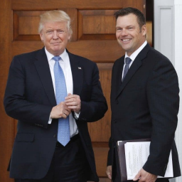 Racism is a problem of white elites, and Kris Kobach proves it