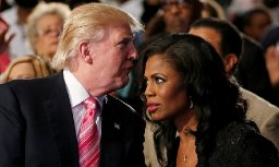 Omarosa says Trump is a racist who uses N-word – and claims there's tape to prove it