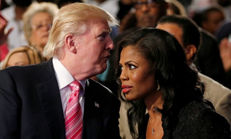 Omarosa says Trump is a racist who uses N-word –and claims there's tape to prove it