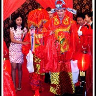 Photo Essay: A Traditional Chinese Wedding - Very Red in Red China