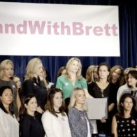Women Rally for Brett Kavanaugh: He 'Treated Us with Kindness and Respect'