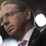BREAKING NEWS  - Rod Rosenstein Reportedly At White House To Be Either Fired Or Resign