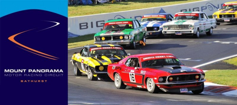 Bathurst 1000, The Great Australian Race