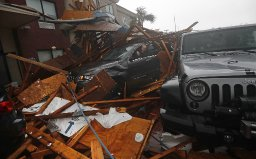 Panama City weathers brunt of Hurricane Michael's destructive force